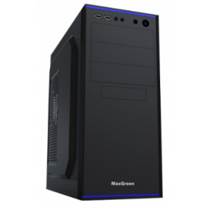MaxGreen 5902 Blue ATX Casing