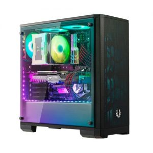 Bitfenix NOVA MESH TG Black Gaming Case