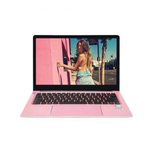 AVITA LIBER NS13A2 Core i5 8th Gen 13.3″ Full HD Cherry Blossom Pink Color Laptop with Windows 10
