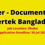 Officer - Documentation Intertek Bangladesh