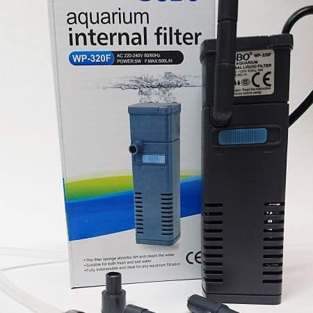 aquarium filter wp-320f