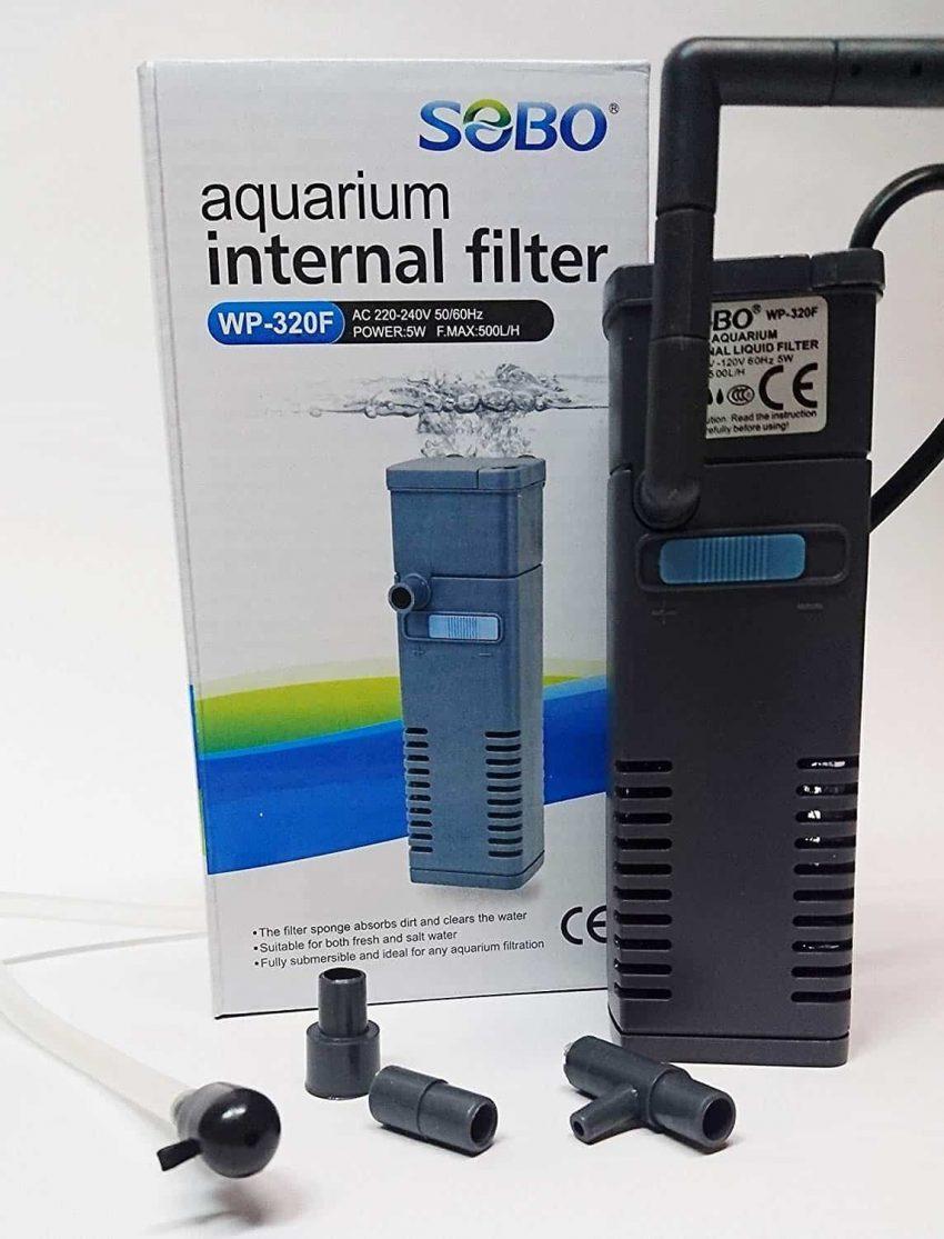 aquarium filter wp-320f